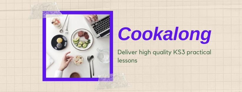 6 Session Cook-a-long (KS3 skills)